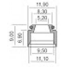 Гумички за клапани за APRILIA, YAMAHA 5.2X9.5-11.9X6.9X9 100669220