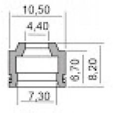 Гумички за клапани за KYMCO 4.4X7.3-10.5X6.7-8.2 100669240