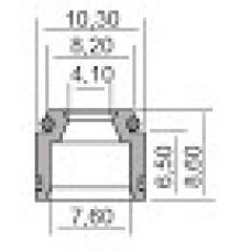 Гумички за клапани за SUZUKI 4.1X7.6X6.5-8.6 100669280